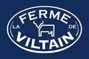 logo de l'entreprise la ferme de viltain