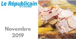 Atelier foie gras à la Ferme de Viltain