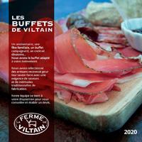 Nos buffets, La Ferme de Viltain